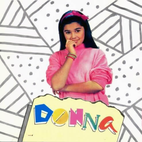 donnacruz-first-album-cover