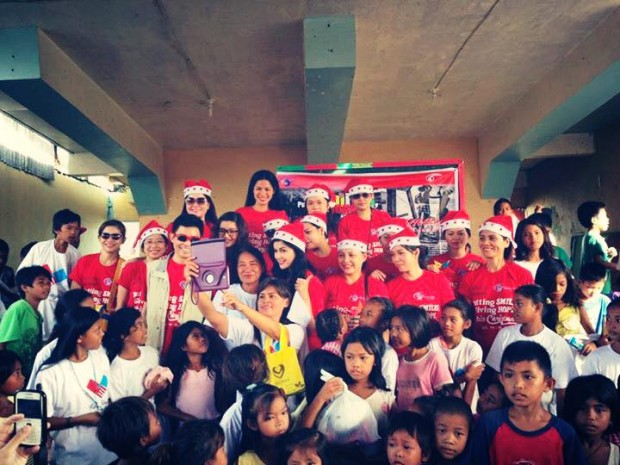 Run for Sight Christmas Mission