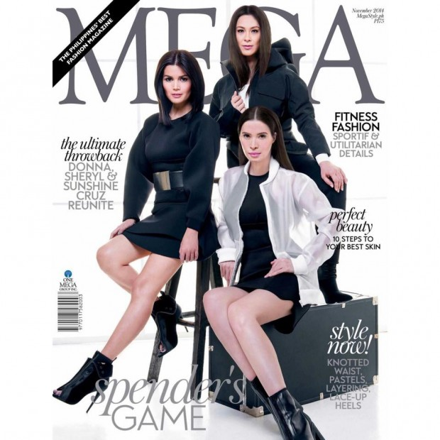 Photo Credits: Mega Magazine