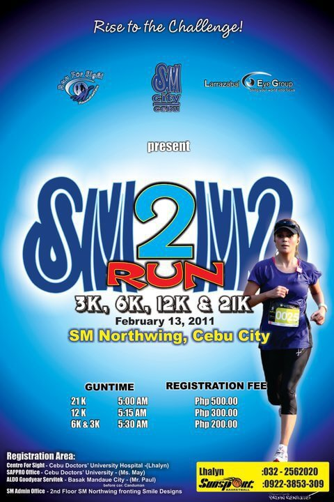Donna - SM 2 SM Run Marathon 2011
