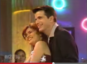 Donna Cruz and Jason Everly in Eezy Dancing