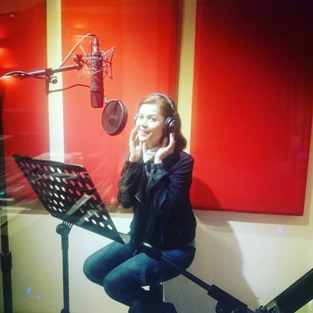 DonnaCruz-StarMusicRecording
