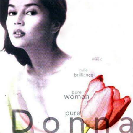 Pure Donna album cover
