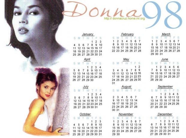 donnacruz-calendar2-1998