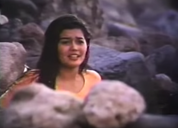 Ober da bakod the movie - Donna Cruz