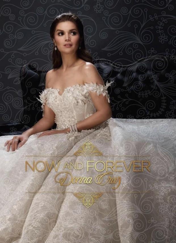 donnacruz now and forever cover